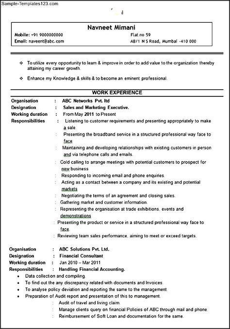 software sales executive resume sle software sales