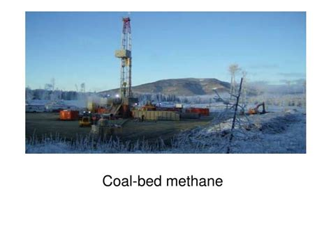 coal bed methane ppt coal bed methane powerpoint presentation id 6408530