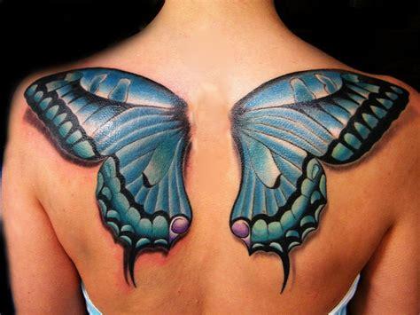 tattoo butterfly wings back 25 best butterfly tattoo designs for girls