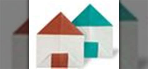Origami House 3d - how to origami a house japanese style 171 origami