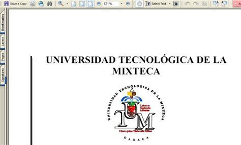 formato de tesis universidad de cuenca universidad tecnol 243 gica de la mixteca biblioteca