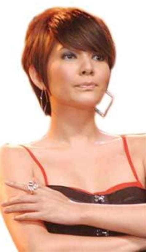 pfilipina actress with short hair crunchyroll forum top short haired looks awesome