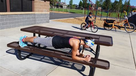 park bench workouts 10 minute archives fit mom healthy kids