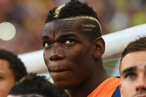 paul pogba hairstyle video