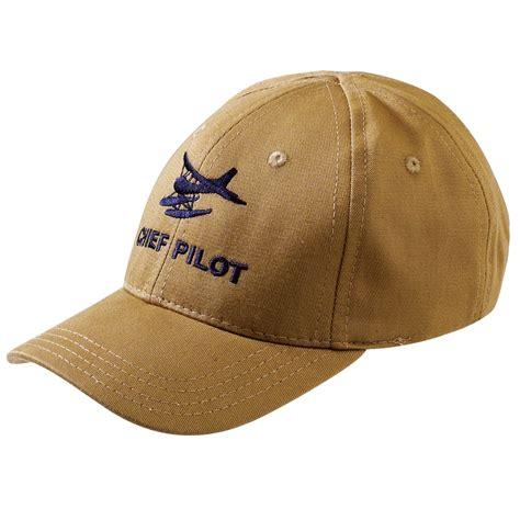 Pilot Hat 1 button less pilot caps from sporty s pilot shop