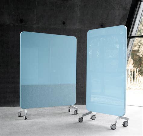lavagna per ufficio lavagna per ufficio magnetica con ruote mood fabric mobile