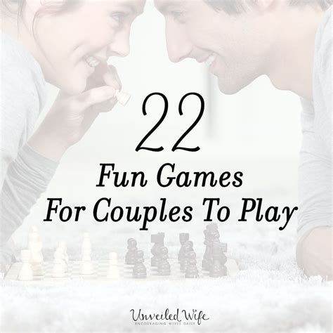 22 for couples to play