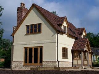 brick and render house design cream and window on pinterest