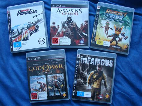 best ps3 games top ps3 games my top 5 ps3 games of 2009 yum9me flickr