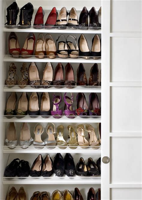Shoe Closet With Doors Shoe Rack For Closetconfession