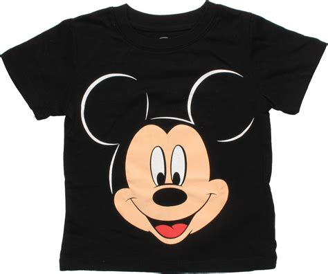 Tshirt Mickey Mouse Black mickey mouse black toddler t shirt