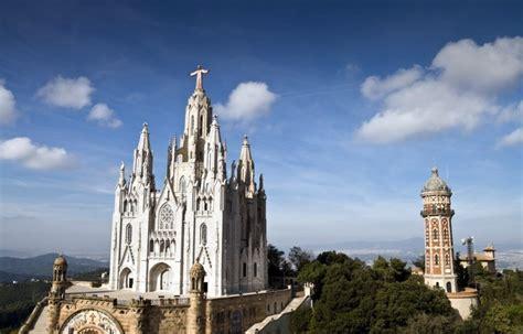 mirador tibidabo tibidabo cima m 225 s alta de barcelona y mejor mirador de