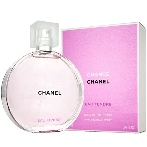 Chanel Chance Edt 100ml Original chance eau tendre by chanel