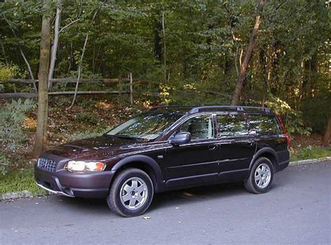 2001 Volvo Cross Country 2001 Volvo Xc Cross Country Road Test Carparts
