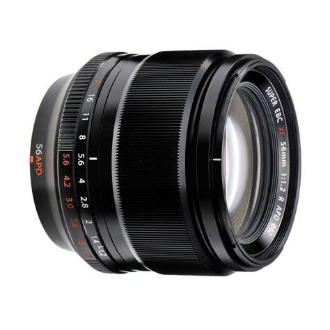 Lensa Fujifilm jual fujifilm xf 56mm f1 2 r apd lensa kamera