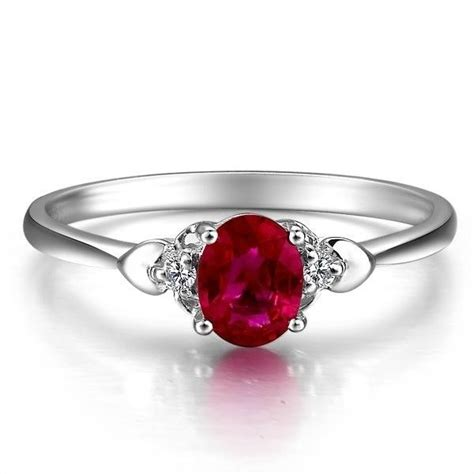 25 best ideas about ruby engagement rings on
