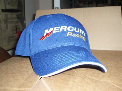 scarab boat hat mercury racing hat offshoreonly