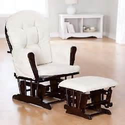 glider chair ottoman rocking baby nursery bedroom