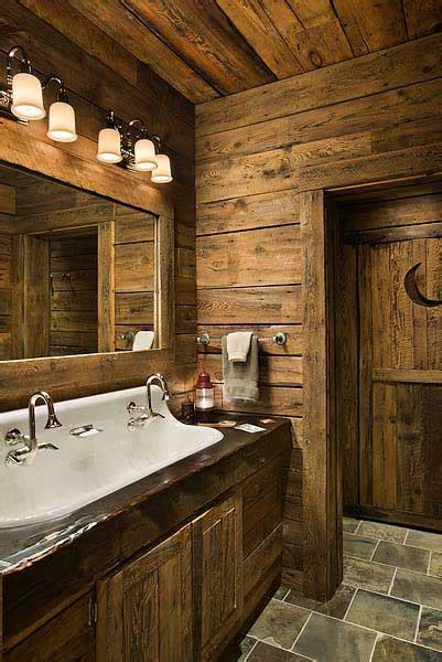 rustic bathroom ideas pinterest rustic bathroom featuring canterbury bath light collection