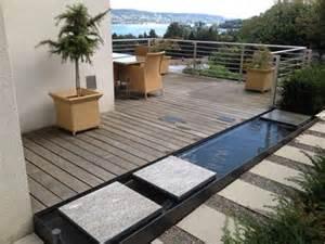 terrasse wasserbecken google suche gartengestaltung