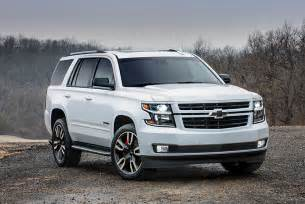chevrolet launches tahoe suburban rally sport truck