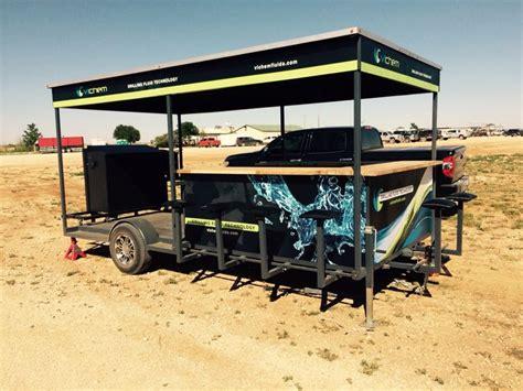 tailgate trailer   food trailer food truck food