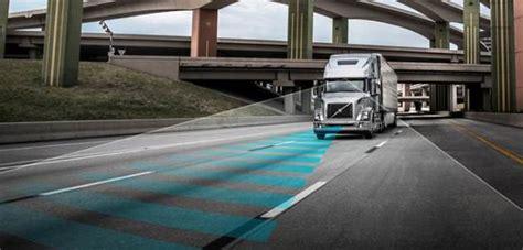 volvo introduces  collision mitigation system truck news