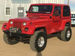 Jeep Wrangler 94 94 Jeep Wrangler Renegade 5 7 350 V8 Auto 4x4 Shackle