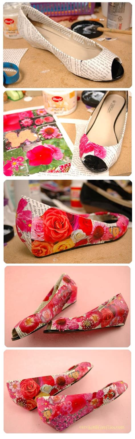 Decoupage Shoes Diy - 1132 best manualidades 1 images on decoupage
