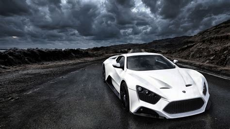 Zenvo St 1 by A Look At The 1 104 Horsepower Zenvo St1 Supercar