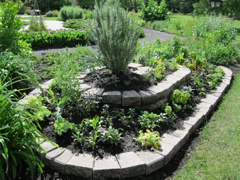 Herb Garden Layout Ideas Ewa In The Garden 10 Beautiful Ideas For Herb Garden