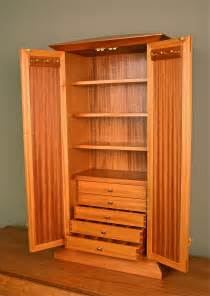 Jewel Cabinet Jewelry Cabinet 3 View D 171 Reitmeyer Design