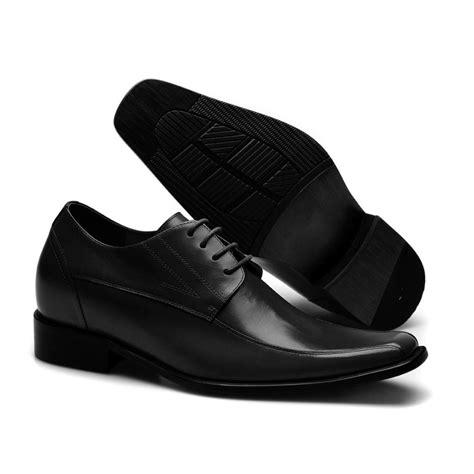 zapatos mexicanos para hombre bocaccio negro 7cm de altura para hombre vestir zapato form