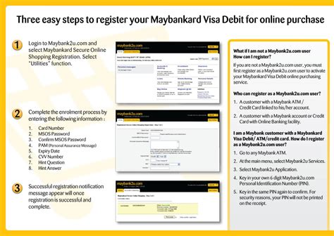 can i make purchases with a visa debit card withdraw paypal funds to maybank visa debit card e