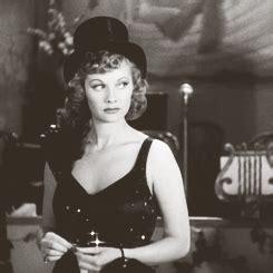 lucy o ball vanda vintage lucille ball in dance girl dance 1940