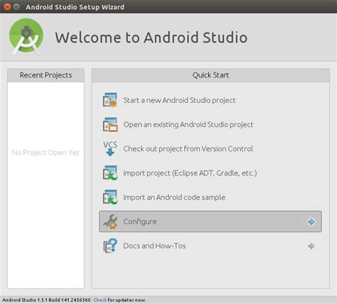 install android sdk ubuntu linux how to install android sdk on ubuntu stack overflow