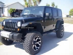 Jeep Wrangler 4 Door Lifted Lifted Jeep Wrangler 4 Door Image 142
