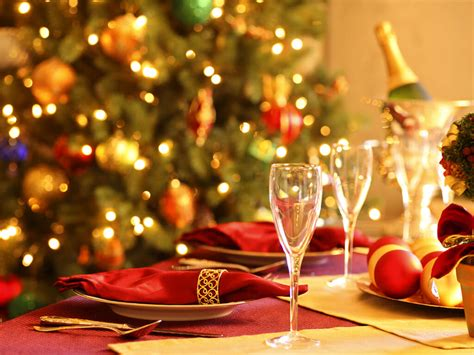 decorare la tavola di natale decorare la tavola di natale tanti addobbi natalizi per