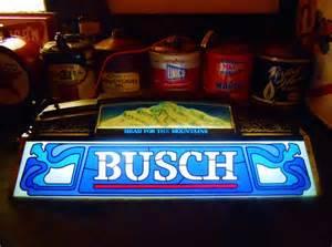 beer pool table lights rare vintage busch beer pool table light circa 1980 s