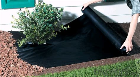 Landscape Fabric Application Buy Pp Garden Ground Cover Mat Price Size