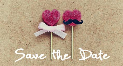 Save The Date Hochzeit by Originelle Save The Date Karten Basteln F 252 R Deine Hochzeit