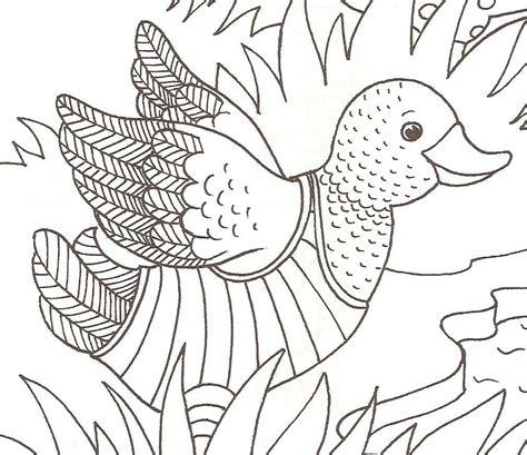 dibujos realistas para colorear dibujos de patos para pintar dibujos de patos para colorear
