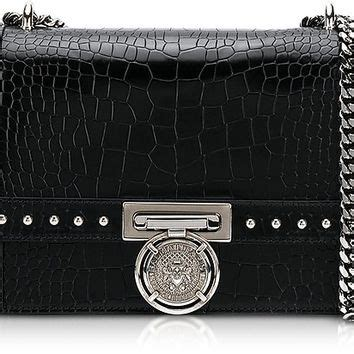 Fendi Theorema Croco Glossy mcm designer handbags milla spica pink from forzieri it s