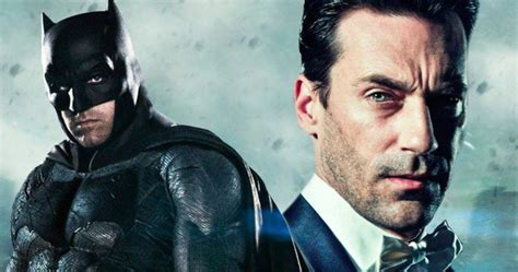 To Replace In Batman Sequel by Jon Hamm To Replace Ben Affleck In The Batman Movieweb