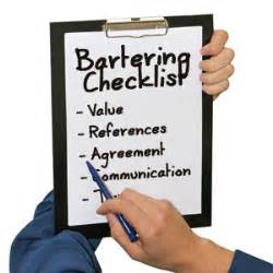 Bartering For Stuff Or Services by The Five Most Important Things To Do Before Jumping Into A