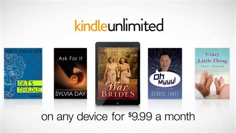 amazon unlimited books kindle unlimited launched for iphone and ipad all you