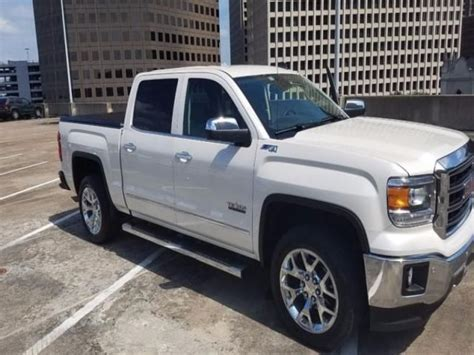 download car manuals 2009 gmc sierra 1500 parking system sell used 2014 gmc sierra 1500 slt in los angeles california united states for us 14 000 00