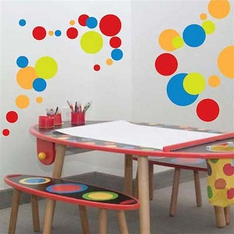 polka dot wall decals for rooms polka dot vinyl wall decals polka dot decals bedroom