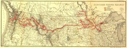 railroad maps file northern pacific railroad map circa 1900 jpg