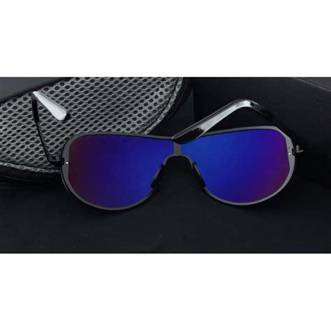 Kacamata Sunglass Futurist Hitam 4 hdcrafter kacamata hitam polarized sunglasses black